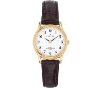 Certus Damen-Armbanduhr Analog Quarz Leder 646240