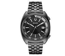 unisex-Armbanduhr Snorkel Analog Quarz Edelstahl beschichtet 98B219