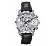 Certina Herren-Armbanduhr XL Chronograph Quarz Leder C001.639.16.037.00