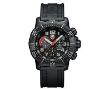 Herren-Armbanduhr Chronograph Quarz Plastik - XS.4241.NV