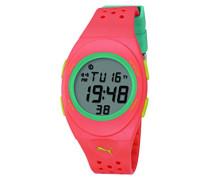 Active Unisex-Armbanduhr Faas Digital Plastik A.PU910942005