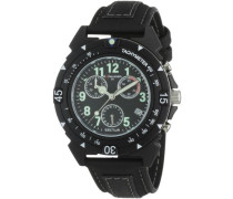 Sector Unisex-Armbanduhr EXPANDER 90 Chronograph Quarz Leder R3271697025