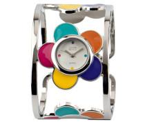 Eton Damen-Armbanduhr Analog andere Materialien mehrfarbig 2837J-9