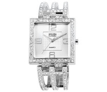 Asos Damen-Armbanduhr Analog Quarz verschiedene Materialien 100422500001