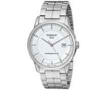 Herren-Armbanduhr XL Analog Automatik Edelstahl T086.407.11.031.00