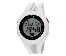 Puma Herren-Armbanduhr XL Airy Digital Quarz Resin PU911131002