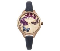 Oasis Damen-Armbanduhr Analog Quarz B1541