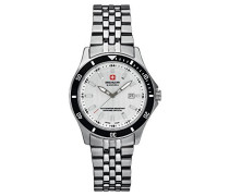 Swiss Military Damen-Armbanduhr FLAGSHIP LADY Analog Quarz 6-7161.04.001.07