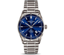 Certina Herren-Armbanduhr XL Analog Automatik Edelstahl C006.407.44.041.00