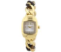 Damen-Armbanduhr XS BUBBLE Analog Quarz Edelstahl R0753123502