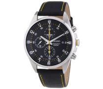 Seiko Quarz Herren-Armbanduhr Chronograph SNDC89P2