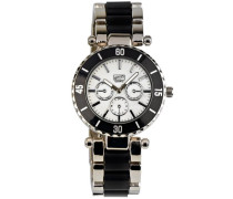 Eton Unisex-Armbanduhr Analog schwarz 2937J-BK