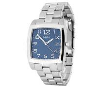 Herren-Armbanduhr Analog Quarz Edelstahl M11620-176