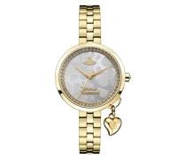 VV139SLGD Damen-Armbanduhr