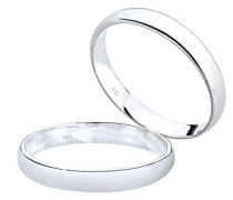Damen Ring Stapel Ring-Set 925 Sterling Silber