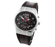 Herren-Armbanduhr Analog Quarz Kautschuk 732327