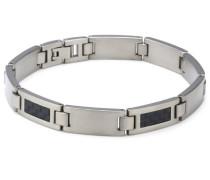 Damen-Armband Titan Pol/Sat Carbon 0333-01
