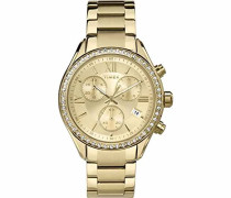 Damen-Armbanduhr Chronograph Quarz TW2P66900