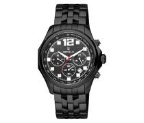 Herren-Armbanduhr La Grande Dual Time Quarz
