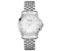 Damen -Armbanduhr  Analog  Quarz Edelstahl 63R147
