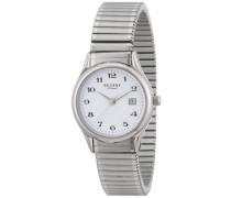 Damen-Armbanduhr XS Analog Edelstahl 12310137