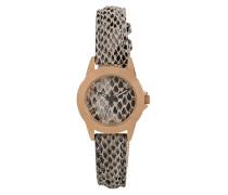 Damen-Armbanduhr XS Analog Quarz Leder 701444106