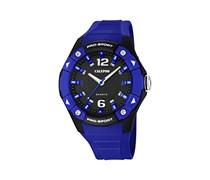 Calypso Herren-Armbanduhr Analog Quarz Plastik K5676/4