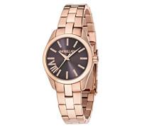 Damen - Armbanduhr POSILLIPO Analog Quarz Edelstahl R0153132501