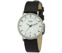 Damen-Armbanduhr Mit Lederarmband Dress 3154-06
