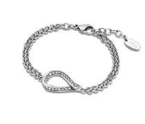 Damen Armband Edelstahl 22.5 cm LS1671-2/1