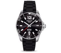 Certina Herren-Armbanduhr XL Analog Quarz Kautschuk C013.410.17.057.00