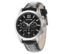 Police Herren-Armbanduhr Chronograph Quarz P12757JS-02L