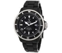 ToyWatch Unisex-Armbanduhr Analog verschiedene Materialien FL23BK