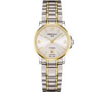 Certina Damen-Armbanduhr XS Analog Quarz Titan C017.210.55.037.00