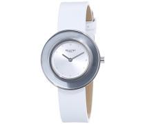 Regent Damen-Armbanduhr XS Analog Quarz Leder 12111122