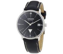 Damen-Armbanduhr XS Bauhaus Analog Quarz Leder 60712