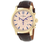 Herren- Armbanduhr Chronograph Quarz SC0223