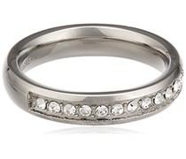 Dyrberg/Kern Damen-Ring Edelstahl Kristall Swarovski 336204