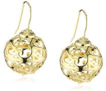 Damen-Ohrhänger Silber vergoldet ERE-ER1-G