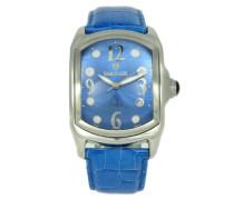 Herren-Armbanduhr Analog Quarz Leder 0200BODB
