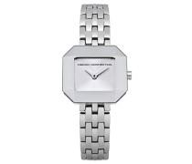 Damen-Armbanduhr Analog Quarz Edelstahl FC1153SM