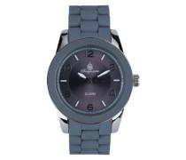 Burgmeister Damen-Armbanduhr XL Avalon Analog Quarz Silikon BM902-190A