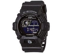 Herren Digital mit Resin Armbanduhr GR8900A1ER