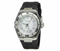 Hamilton Herren-Armbanduhr XL Analog Automatik Leder H70595593