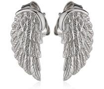 Damen-Ohrstecker Flügel 925 Silber rhodiniert - ERE-WING-ST