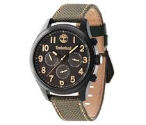 Timberland Herren-Armbanduhr ROLLINS Chronograph Quarz 14477JSB/61