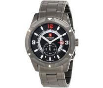 Herren-Armbanduhr XL Revolution Analog Edelstahl 06-5R5-04-007