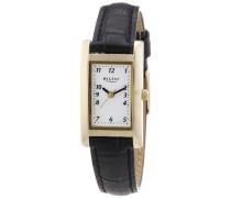 Regent Damen-Armbanduhr Analog Quarz Leder 12100541