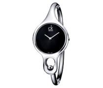 Damen-Armbanduhr XS Air Analog Edelstahl K1N22102