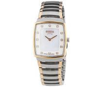 Boccia Damen-Armbanduhr Analog Quarz Titan 3241-03